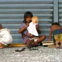 Los niños de la crisis