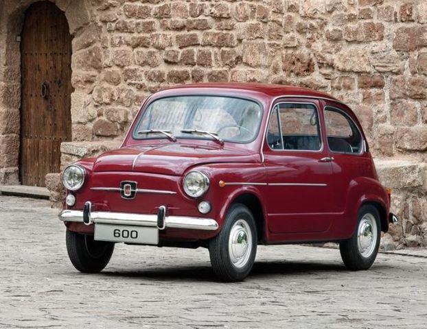 SEAT 600 El automóvil que motorizó España