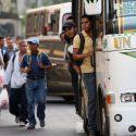 La Inseguridad en el Transporte Público